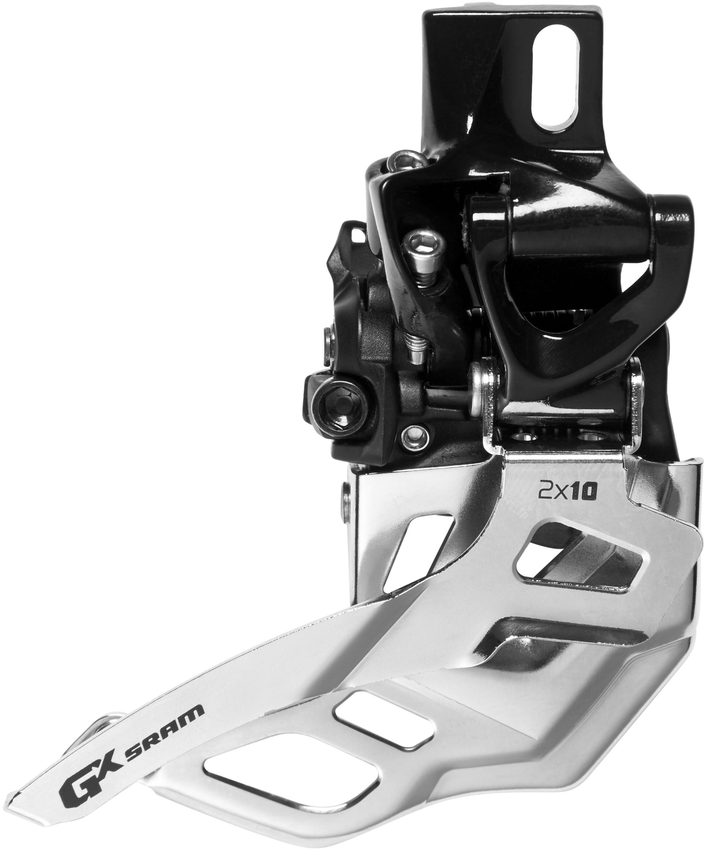 SRAM GX Umwerfer 2x10-fach High Direct Mount Bottom Pull